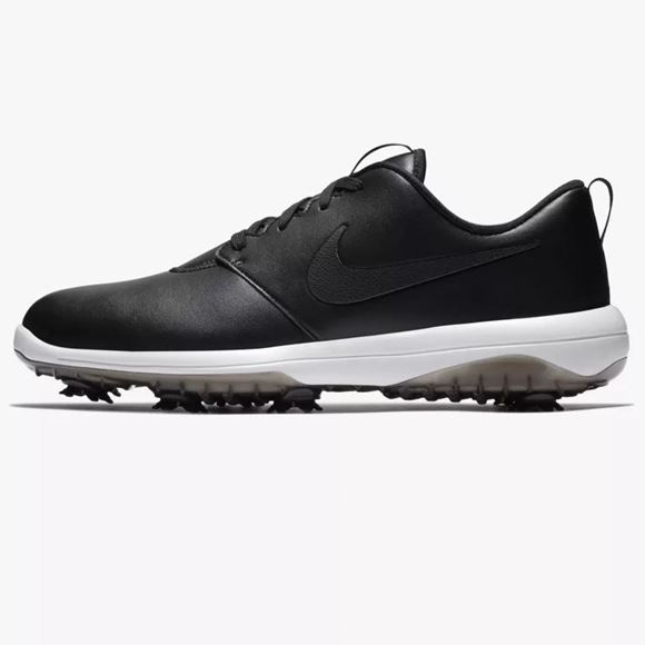 Picture of Nike Roshe G Tour Golf Shoes - Black/White