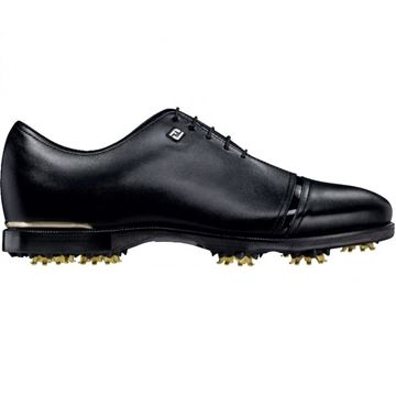 Picture of Footjoy Mens ICON Black Golf Shoes 52043