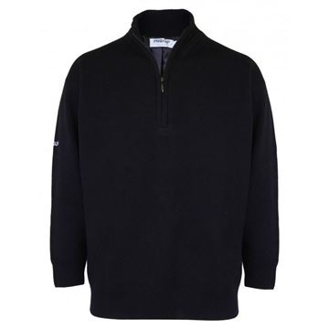 Picture of ProQuip Mens Zip Neck Lined Sweater