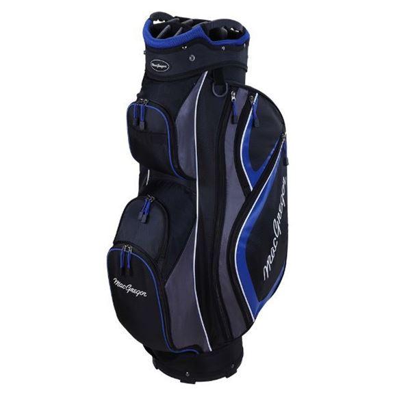 Picture of MacGregor Cart Bag - Grey/Blue