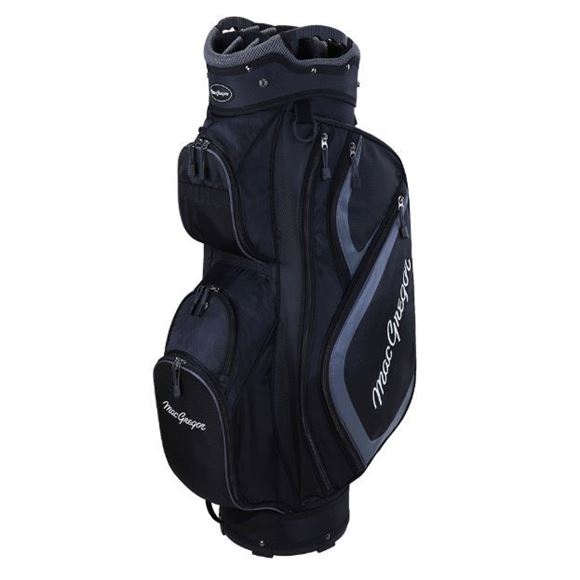 Picture of MacGregor Cart Bag - Black