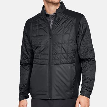 Picture of Under Armour Mens Storm Insulated Jacket - Black
