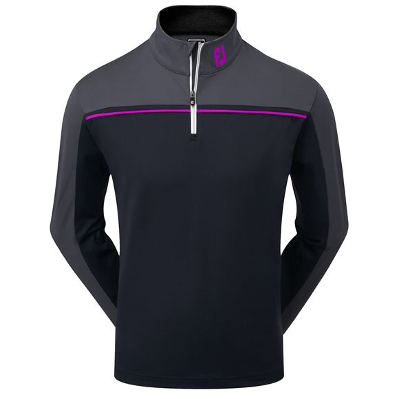 Picture of Footjoy Mens Chest Piping Chill Out Pullover - 92406