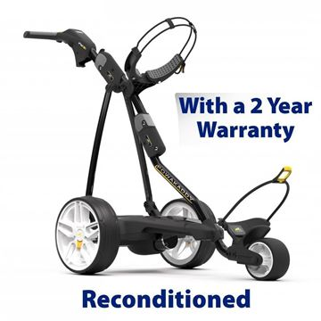 Picture of Powakaddy FW3i Electric Trolley -  Reconditioned with 2 Yr Warranty