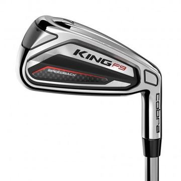 Picture of Cobra King F9 Speedback Irons - Steel
