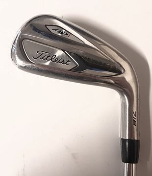 Picture of Titleist AP1 718 Irons - 5-GW - Regular Steel - Ex Demo