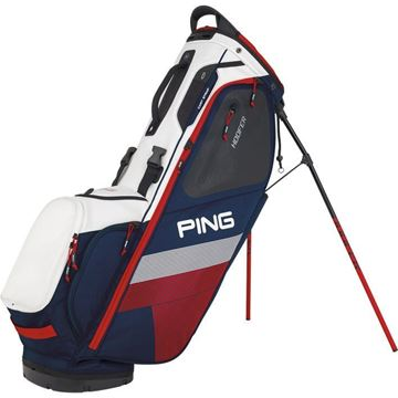 Picture of Ping Hoofer Carry Bag 2019 - Navy/White/Red