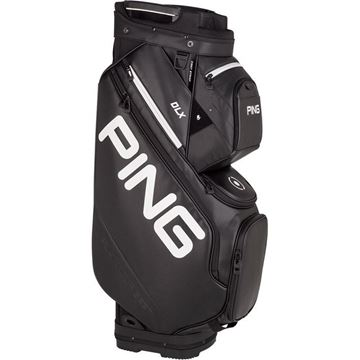 Picture of Ping DLX Cart Bag - Black
