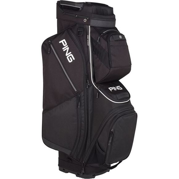 Picture of Ping Pioneer Cart Bag 2019 - Black
