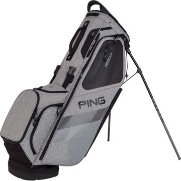 Picture of Ping Hoofer Carry Bag 2019 - Heather Grey/Black