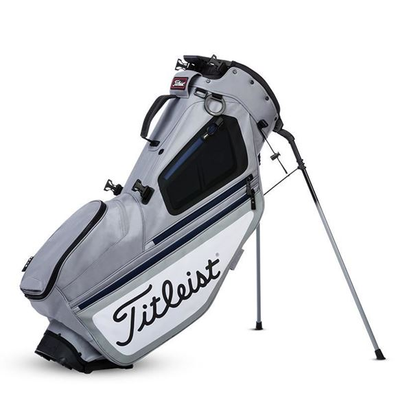 Picture of Titleist Hybrid 5 Bag - Grey/White