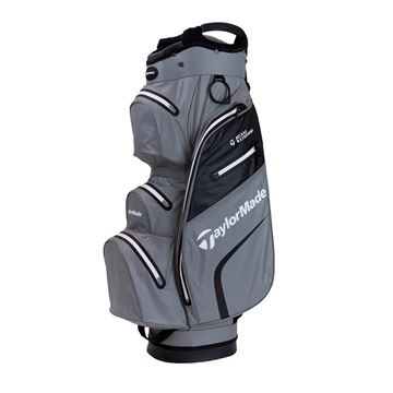 2a2075342e Picture of TaylorMade Deluxe Waterproof Cart Bag - Grey Black