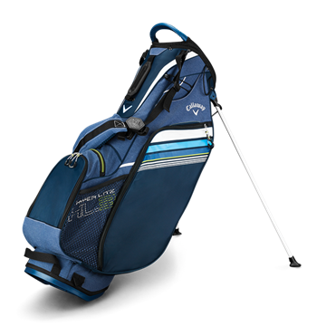 Picture of Callaway Hyper Lite 3 Stand Bag - 2019 - Navy/Blue/Black