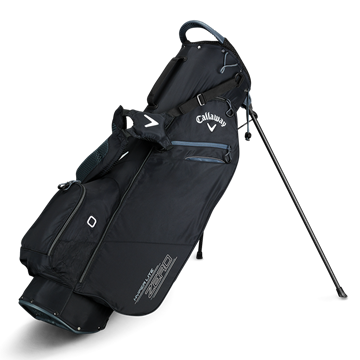 Picture of Callaway Hyper Lite Zero Stand Bag - 2019 - Black/Titanium/White