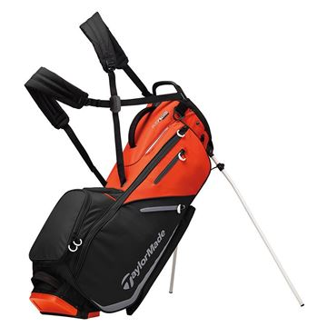 Picture of TaylorMade FlexTech Stand Bag 2019 - Red/Black