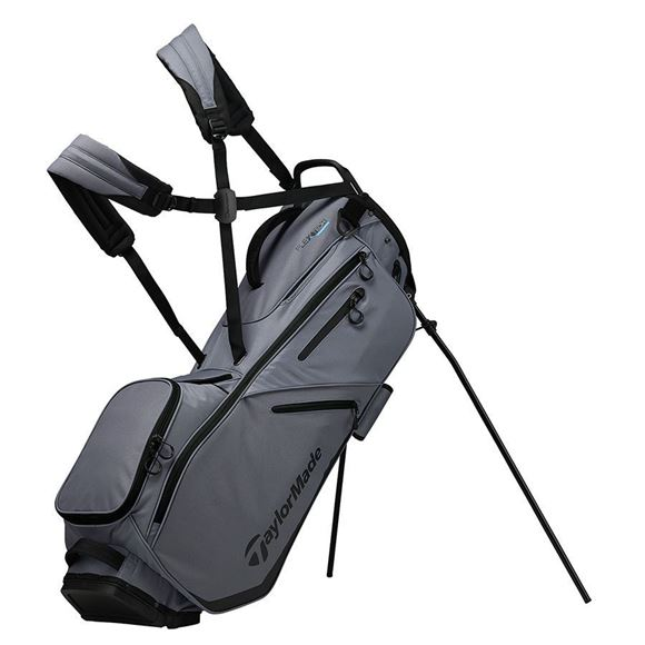 Picture of TaylorMade FlexTech Stand Bag 2019 - Grey/Black