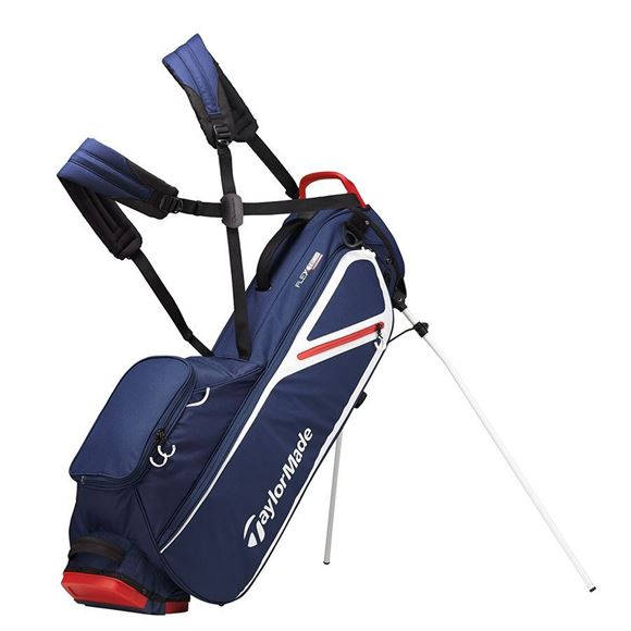 Picture of TaylorMade FlexTech Lite Stand Bag 2019 - Navy/White
