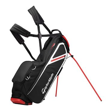 Picture of TaylorMade FlexTech Lite Stand Bag 2019 - Black/Red