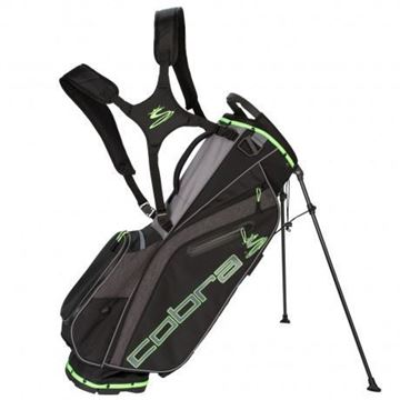 Picture of Cobra Ultralight Stand Bag 2019 - Black/Green