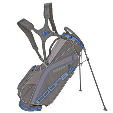 Picture of Cobra Ultralight Stand Bag 2019 - Grey/Blue
