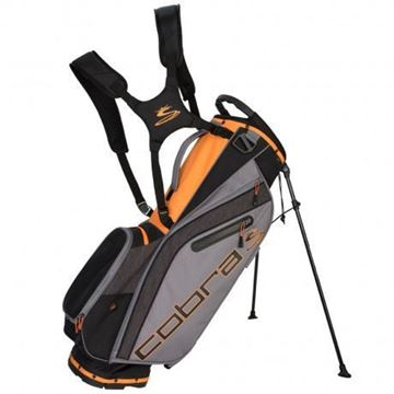 Picture of Cobra Ultralight Stand Bag 2019 - Grey/Black/Orange