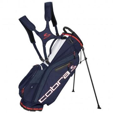 Picture of Cobra Ultralight Stand Bag 2019 - Navy/White/Red