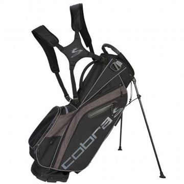 Picture of Cobra Ultralight Stand Bag 2019 - Black/Grey