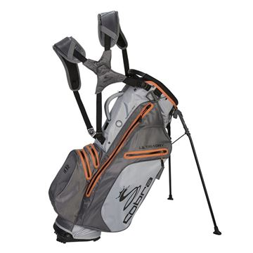Picture of Cobra Ultradry Stand Bag 2019 - Grey/Orange