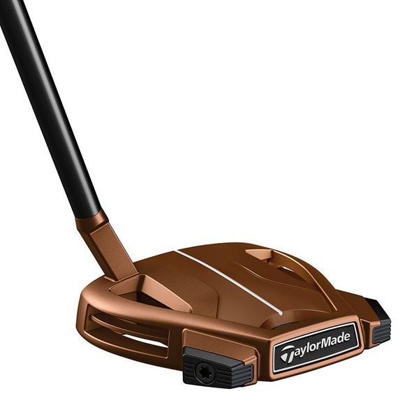 Picture of TaylorMade Spider X Copper Single Sightline Putter