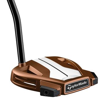Picture of TaylorMade Spider X Copper Single Bend Putter