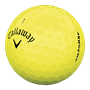 Picture of Callaway Supersoft Magna Golf Balls - Yellow