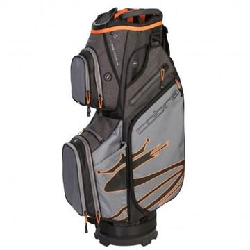 Picture of Cobra Ultralight Cart Bag 2019 - Grey/Black/Orange