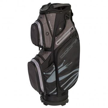 Picture of Cobra Ultralight Cart Bag 2019 - Black/Grey
