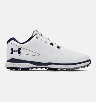 Picture of Under Armour Mens Fade RST 2 Golf Shoes - White