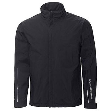 Picture of Galvin Green Mens Ash Waterproof Jacket - Black
