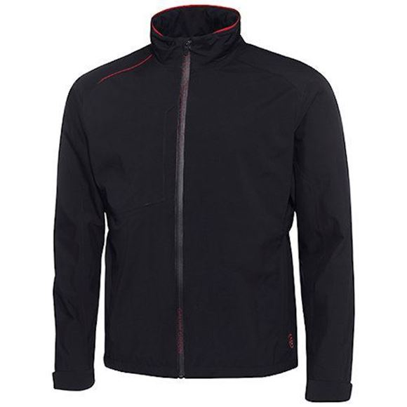 Picture of Galvin Green Mens Alfred Waterproof Jacket - Black