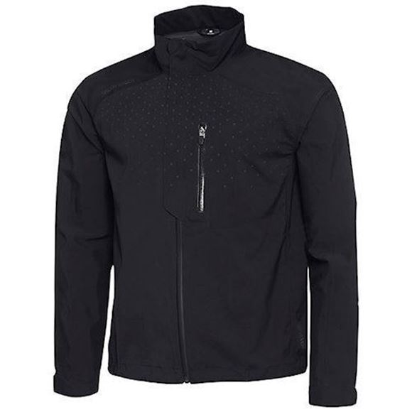 Picture of Galvin Green Mens Alton Waterproof Jacket - Black