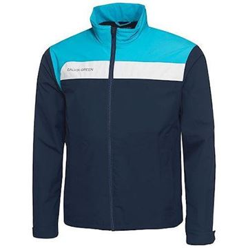 Picture of Galvin Green Mens Austin Waterproof Jacket - Navy/Blue