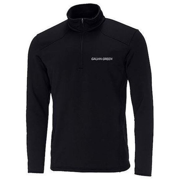Picture of Galvin Green Mens Dwayne Tour Insula Pullover - Black