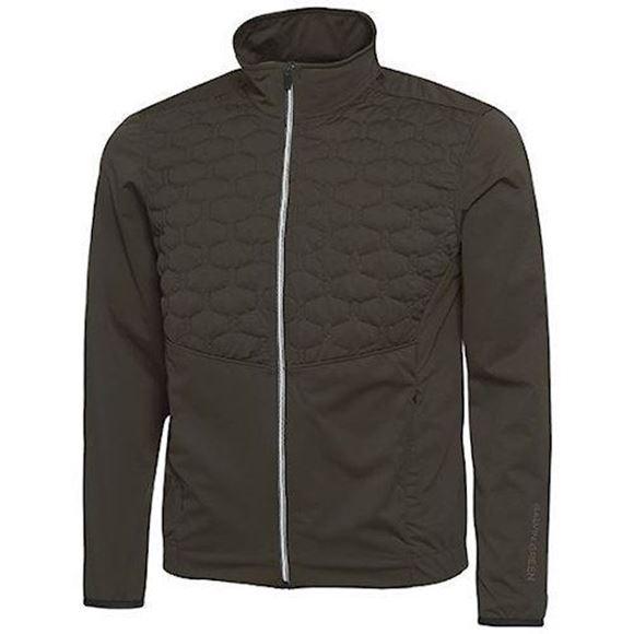 Picture of Galvin Green Mens Luke Interface Jacket - Beluga
