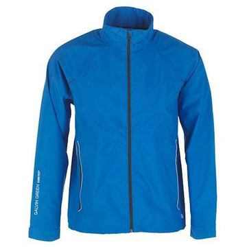 Picture of Galvin Green Mens Abbot Waterproof Jacket - Blue