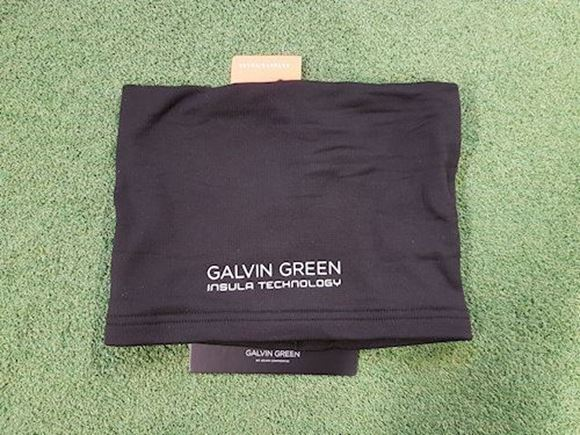 Picture of Galvin Green Mens Delta Snood - Black