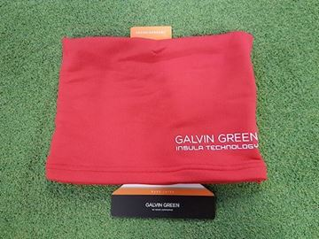 Picture of Galvin Green Mens Delta Snood - Red
