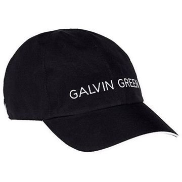 Picture of Galvin Green Mens Axiom Cap - Black