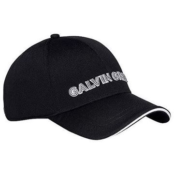 Picture of Galvin Green Mens Stone Cap - Black