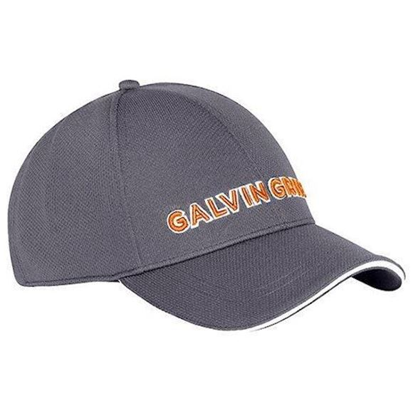 Picture of Galvin Green Mens Stone Cap - Grey