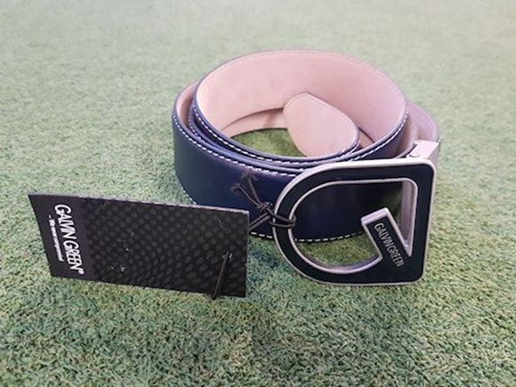Picture of Galvin Green Weston Belt - Blue