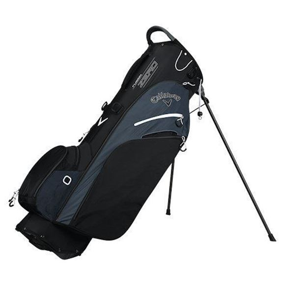 Picture of Callaway Fusion Zero Stand Bag 2018 - Black