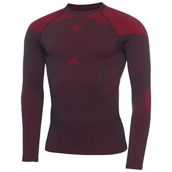 Picture of Galvin Green Mens Edgar Thermal Top - Black/Red