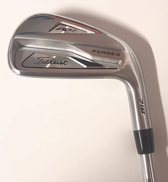 Picture of Titleist AP2 718 Forged Irons - 4-PW - Stiff Steel - Ex Demo